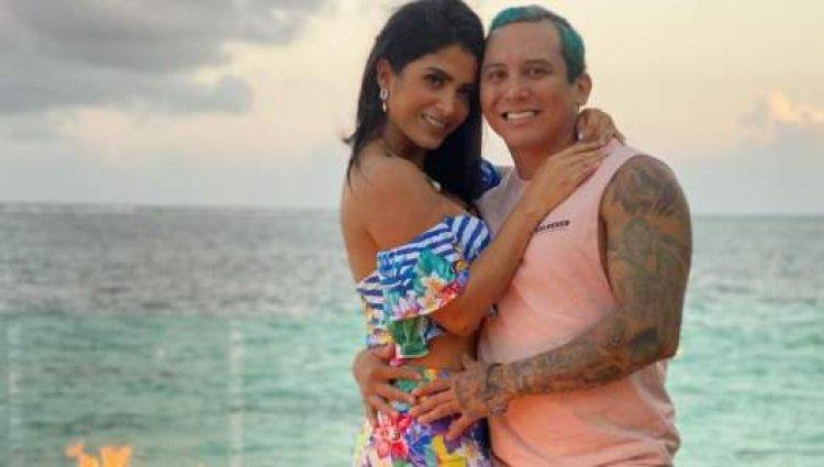 ¿Divorcio a la vista? Kimberly Flores sale de reality show por supuesta infidelidad a Edwin Luna