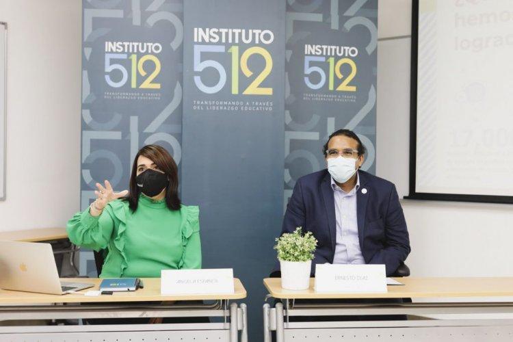 Instituto 512 impacta a más de 17,000 docentes del sector educativo de República Dominicana