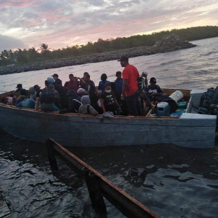 Impiden a decenas de personas viajar ilegalmente a Puerto Rico