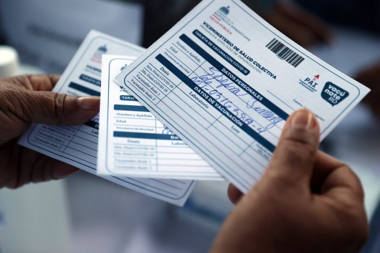 A partir del 1ero. de octubre solicitantes de visa americana deberán estar vacunados contra covid-19
