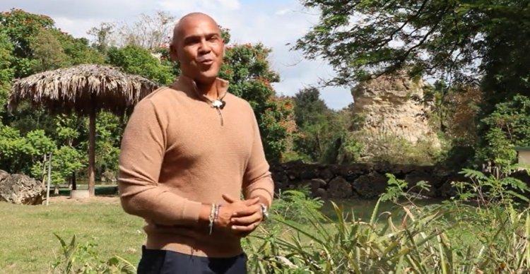 Dominicano recorre la fauna salvaje de Tanzania