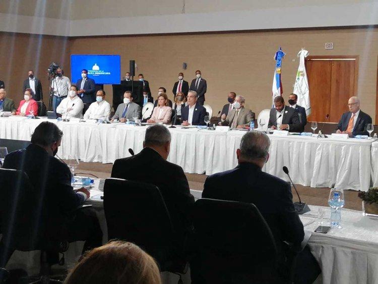 Con pocos avances culmina segundo encuentro del Diálogo Nacional