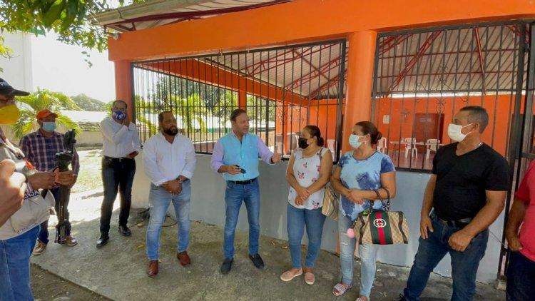 Alcaldía Santiago inicia trabajos en cuatro importantes obras   comunitarias