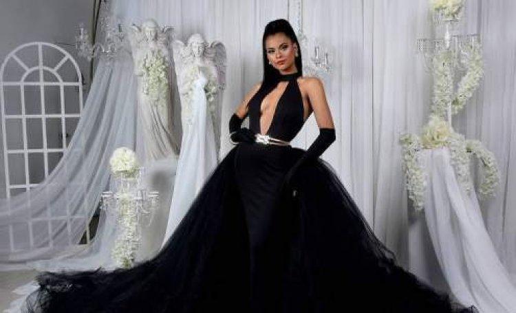 Dayana Bordas, Miss Honduras Mundo, luce hermoso traje típico en la celebración del Bicentenario