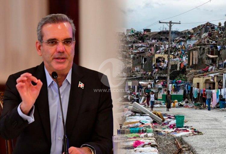 Abinader advierte a la ONU que en RD no hay, ni habrá una solución al problema de Haití