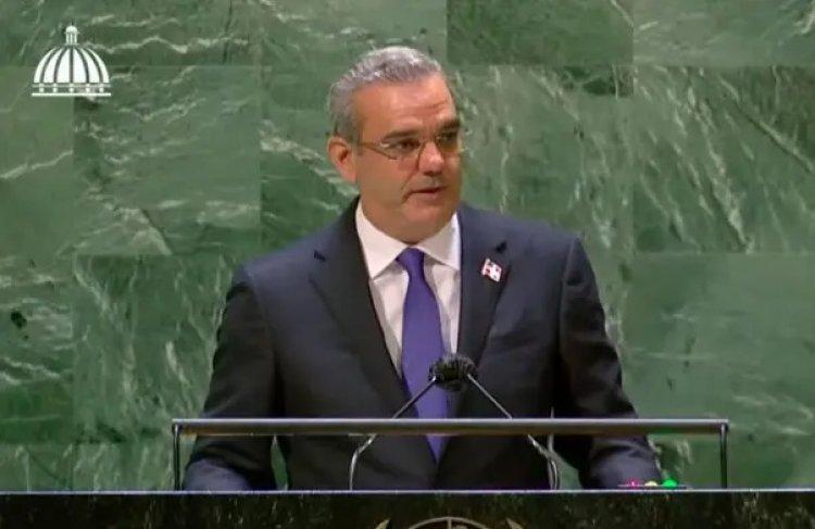 "Abinader demanda ONU asuma de  ""altísima prioridad"" crisis Haití"