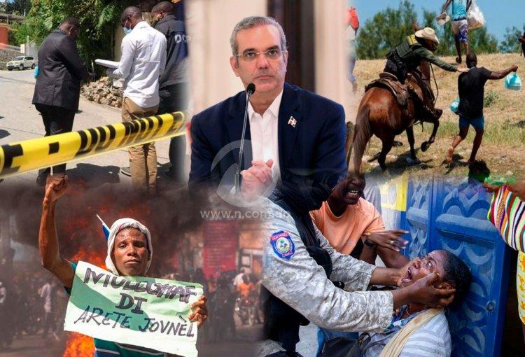 Luis Abinader, la voz que clama ante la comunidad internacional en favor de Haití