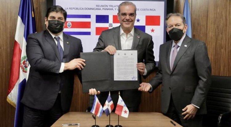 RD, Costa Rica y Panamá forman alianza y piden solución para Haití