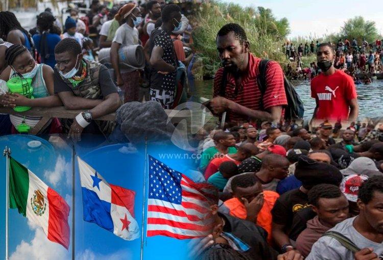 Haitianos emigran en todas direcciones de Las Américas y son brutalmente rechazados