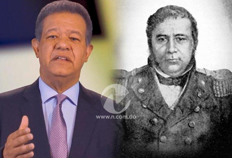 Leonel también apoya que se expulsen restos de Santana del Panteón Nacional; dice nunca debieron haber estado allí