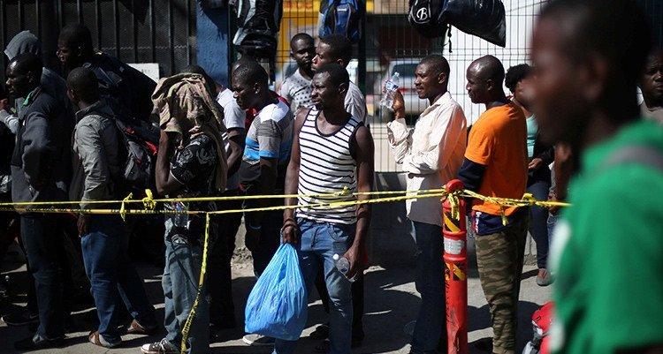 Haití: Gobierno confirma más de 1,300 fueron deportados de EU