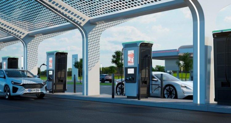 Presentan estación de recarga más rápida del mundo: cargará al 100 % cualquier coche eléctrico