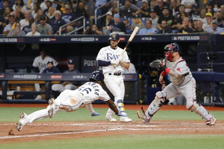 Nelson Cruz sacude cuadrangular en victoria de Rays sobre Boston