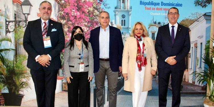 PARIS: ProDominicana explora oportunidades en IFT Top Resa