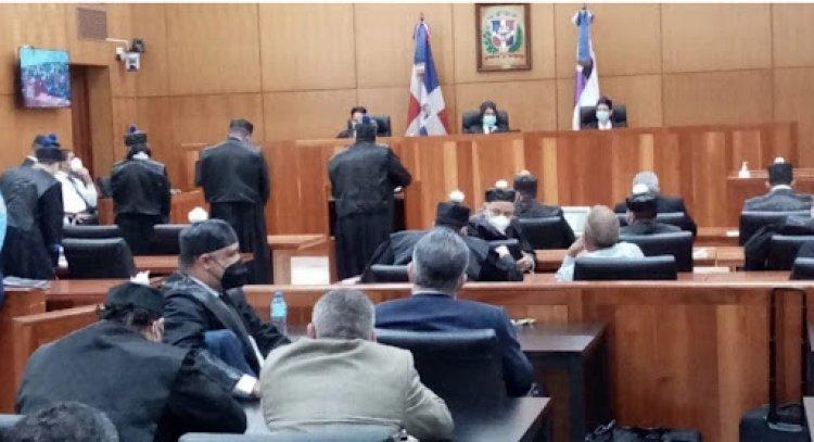 Tribunal de SD dictará este jueves la sentencia del juicio Odebrecht
